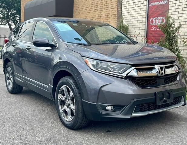 2017 Honda CR-V EX-L AWD with Navigation