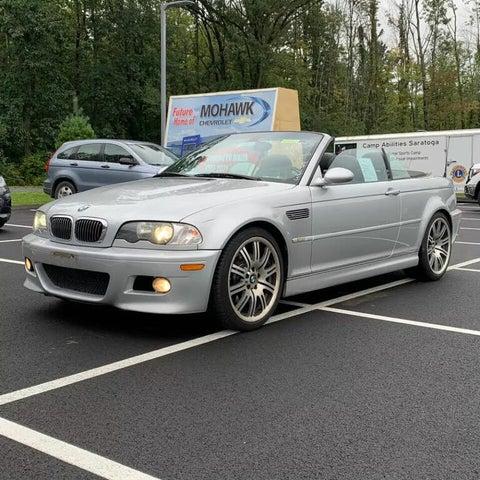2003 BMW M3 Convertible RWD