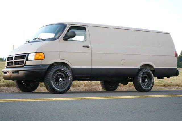 2001 Dodge RAM Van 3500 Maxi Extended Cargo RWD