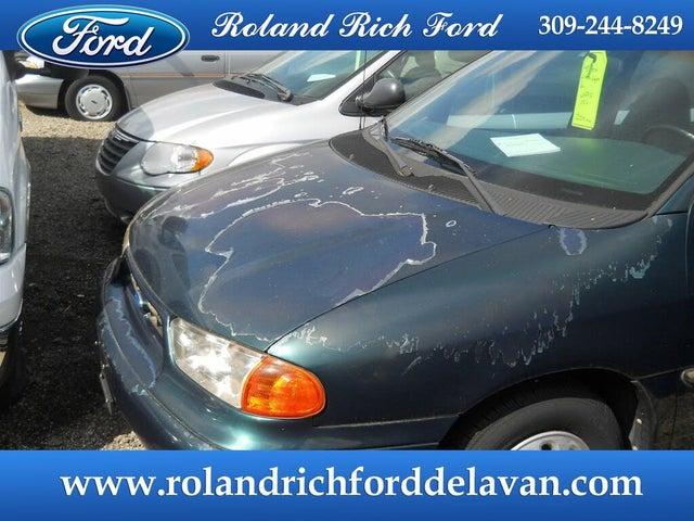 1998 Ford Windstar 3 Dr GL Passenger Van