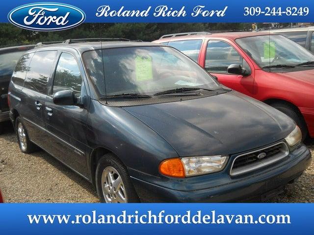 1998 Ford Windstar 3 Dr Limited Passenger Van