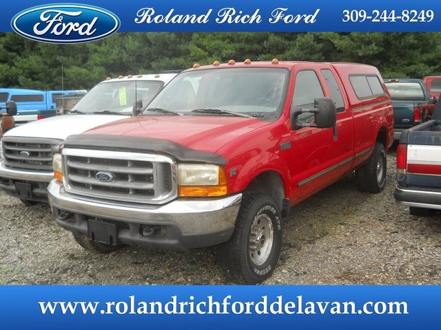 1999 Ford F-250 Super Duty XLT 4WD Extended Cab SB