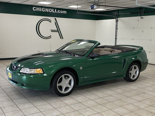1999 Ford Mustang GT 35th Anniversary Limited Edition Convertible RWD