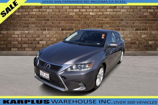 2014 Lexus CT Hybrid 200h FWD