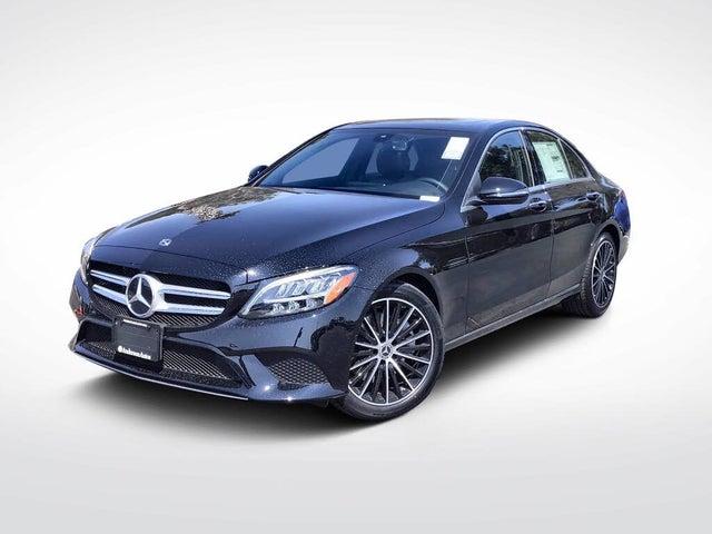 2021 Mercedes-Benz C-Class C 300 Sedan RWD