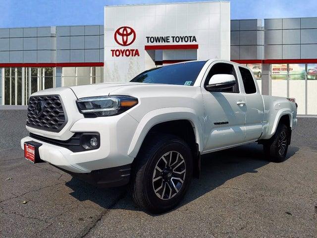 2021 Toyota Tacoma TRD Sport Access Cab 4WD