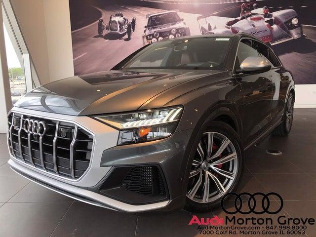 2020 Audi SQ8 4.0T quattro Prestige AWD