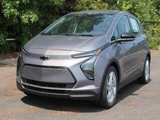 2022 Chevrolet Bolt EV 1LT FWD