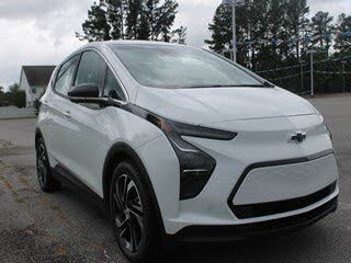 2022 Chevrolet Bolt EV 2LT FWD