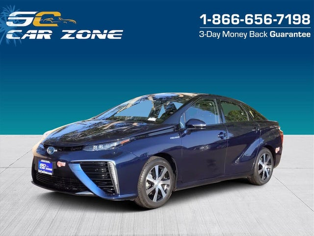 2017 Toyota Mirai FCV