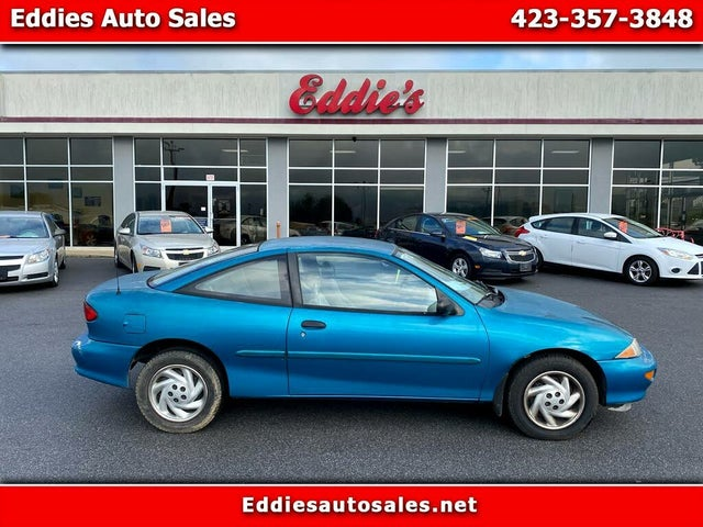 1998 Chevrolet Cavalier RS Coupe FWD