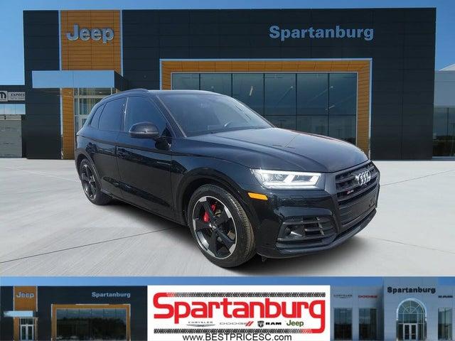 2019 Audi SQ5 3.0T quattro Prestige AWD