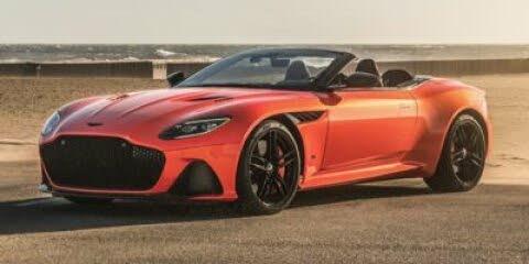 2020 Aston Martin DBS Superleggera Volante RWD