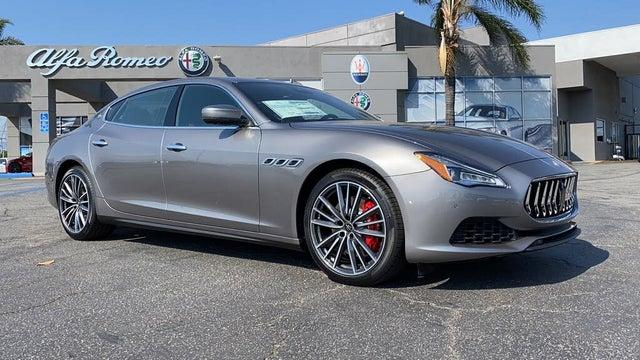 2021 Maserati Quattroporte S RWD