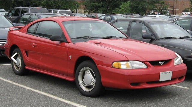 1998 Ford Mustang Coupe RWD