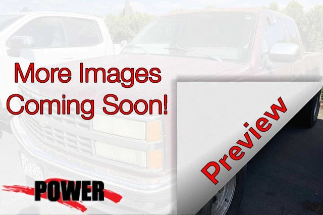 1993 Chevrolet C/K 1500 Silverado Extended Cab 4WD