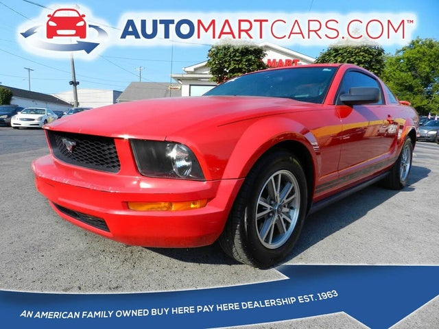 2005 Ford Mustang V6 Premium Coupe RWD
