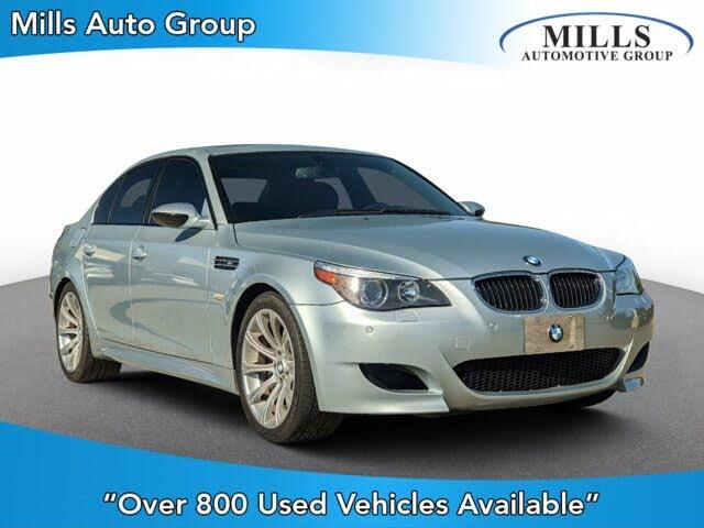 2006 BMW M5 RWD