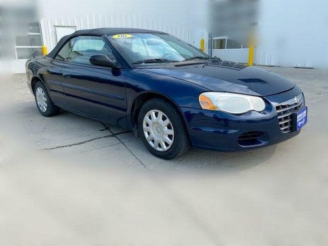 2006 Chrysler Sebring Convertible FWD