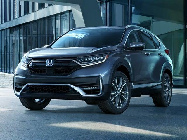 2022 Honda CR-V Hybrid EX AWD