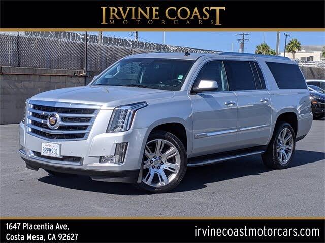 2015 Cadillac Escalade ESV Luxury RWD