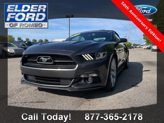 2015 Ford Mustang GT Premium Convertible RWD