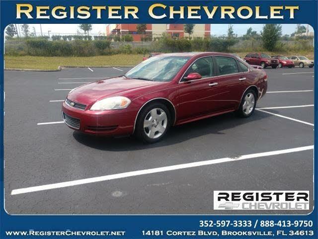 2008 Chevrolet Impala LT 50th Anniversary FWD