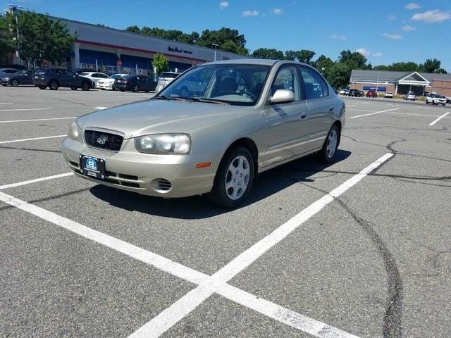 2001 Hyundai Elantra GLS Sedan FWD