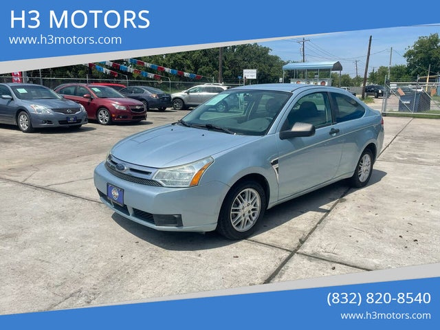 2008 Ford Focus SES Coupe