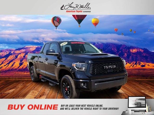 2020 Toyota Tundra TRD Pro Double Cab 4WD