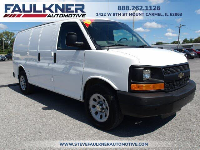 2013 Chevrolet Express Cargo 1500 RWD