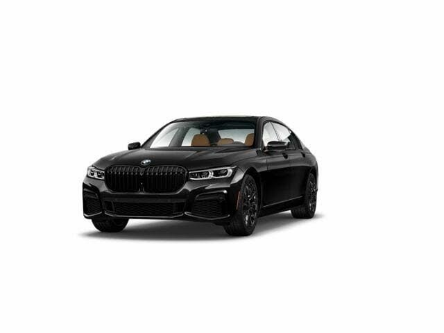 2022 BMW 7 Series 740i RWD