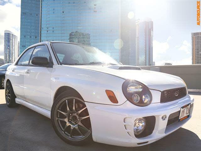 2002 Subaru Impreza WRX Base