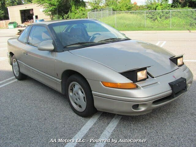 1995 Saturn S-Series 2 Dr SC2 Coupe