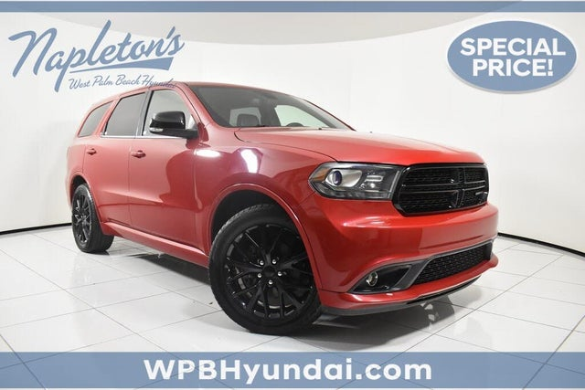 2016 Dodge Durango Limited RWD