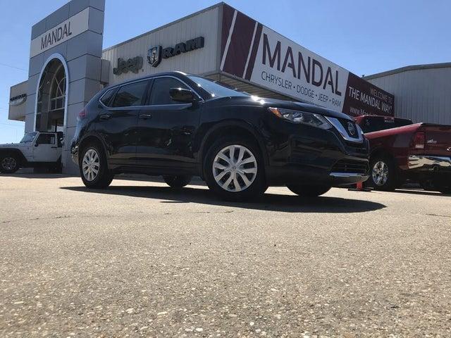 2020 Nissan Rogue S FWD