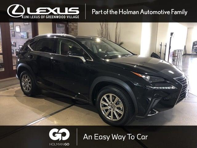 2019 Lexus NX Hybrid 300h AWD