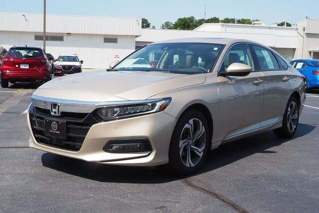 2018 Honda Accord 1.5T EX FWD