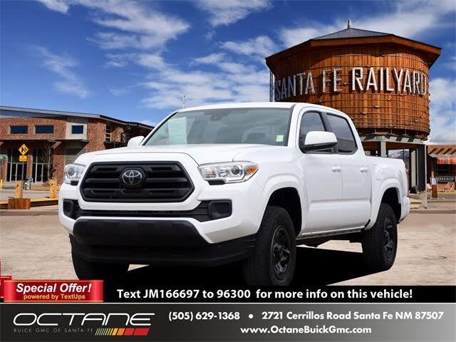 2018 Toyota Tacoma SR V6 Double Cab 4WD