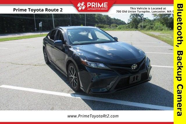 2021 Toyota Camry SE AWD