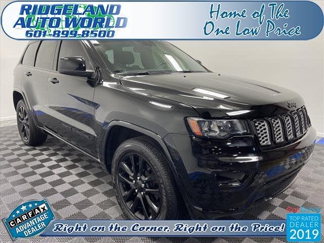 2019 Jeep Grand Cherokee Altitude RWD
