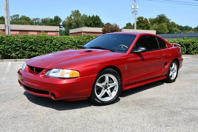 1998 Ford Mustang SVT Cobra Coupe