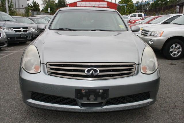 2005 INFINITI G35 x Sedan AWD
