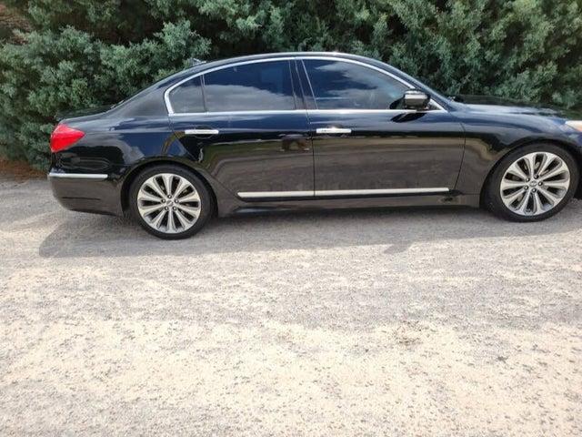 2012 Hyundai Genesis 5.0 R-Spec RWD
