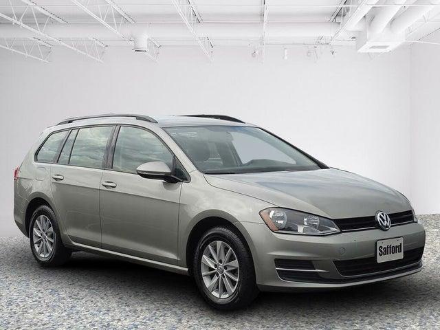 2017 Volkswagen Golf SportWagen 1.8T S