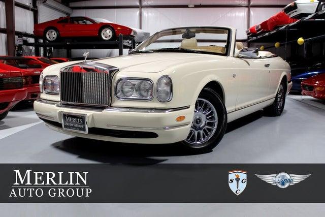 2000 Rolls-Royce Corniche Convertible