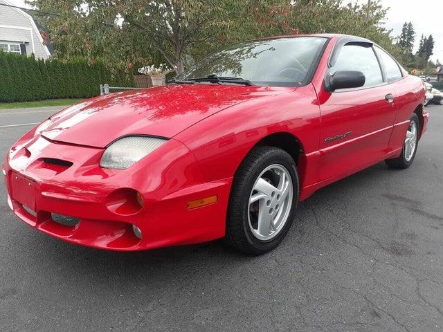 2001 Pontiac Sunfire GT Coupe