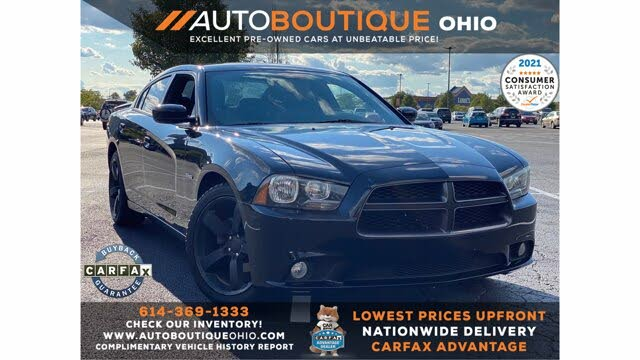 2014 Dodge Charger SXT 100th Anniversary RWD