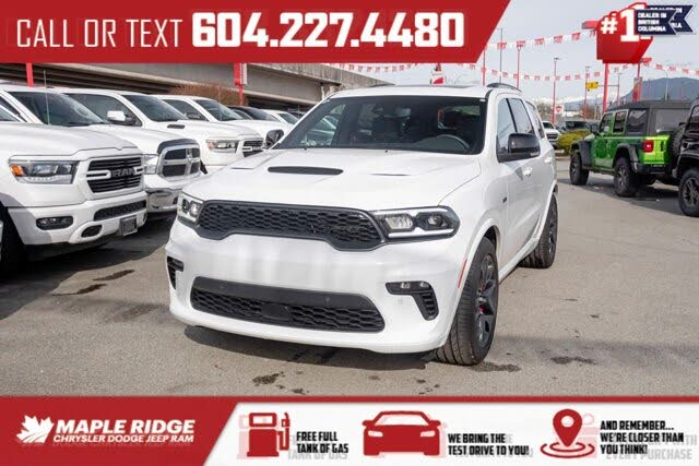 2021 Dodge Durango SRT AWD
