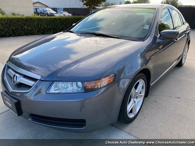 2006 Acura TL FWD with Performance Tires